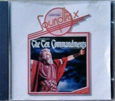 TEN COMMANDMENTS - ELMER BERNSTEIN - 1988 - TRAX MUSIC LIMITED  / MODEM CD