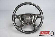 03-09 Mercedes W209 CLK500 SL500 Steering Wheel Black w/ Paddle Shifters OEM