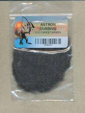 1 gram green highlander Antron Dubbing Bag