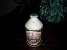 KRUEGER FINEST IRTP Crowntainer Cone Top Beer Can Krueger Brewing, NJ Nice Cap