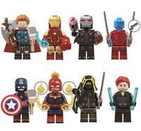 LEGO 2 X Porte 1x3x1 bleu imprimé 3821px1 3822px1 pour star wars 7171