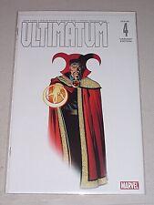 Ultimatum #4! (2008) Rare Ed McGuinness 1-in-25 Color Variant! NM!