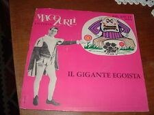"""MAGO ZURLI' """" IL GIGANTE EGOISTA (Da Oscar Wilde) """" + INSERTO - MOLETTI ITALY'67"""