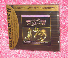 HARRY Sweets EDISON & EDDIE Lockjaw DAVIS - In Copenhagen - MFSL GOLD Disc CD