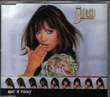 Jennifer Lopez-Aint it Funny cd maxi single incl video