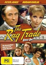 The Rag Trade - Series 1 - DVD Region All