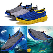 Men's Mesh Sports Casual Shoes Athletic Lightweight Breathable Running Sneakers