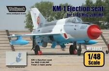 Wolfpack 1/48 resin KM-1 Ejection seat for MiG-21M/MF - WP48093
