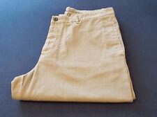 COLUMBIA pantaloni chino cotone morbido e consistente mis W30  taglia 46