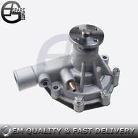 New Aluminum S6S Water Pump for Mitsubishi  Diesel Engine 32A45-00023