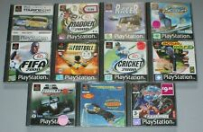 11 x PS1 Games Bundle - Sony Playstation One 1 Joblot - PAL #1 *