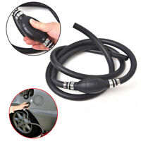 """3/8"""" Marine Outboard Boat Motor Fuel Gas Hose Line Assembly WITH Primer Bulb"""