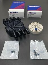 AcDelco GM Distributor Cap (D329A) And Rotor (D465) Kit Vortec-8