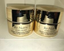 2x Estee Lauder Re-nutriv Ultimate Lift Regenerating Youth  Creme