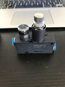 Festo LRMA-QS-8 Pressure Regulator 153497