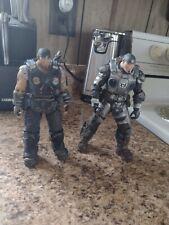 """Gears of war Marcus Fenix neca 7"""" loose action figures lot"""