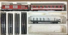 Fama Alpenbahn Swiss Mountian Railway Train Set Art 1110
