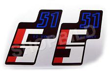 Aufkleber Simson S51 / 1 12 Volt