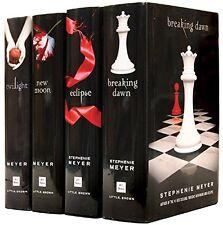 Twilight Saga Series 1-4 Set Meyer New Moon, Eclipse,Breaking Dawn HB/HC lot