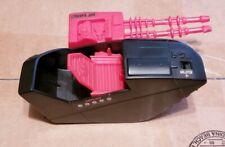 Vintage GI Joe 1986 Cobra Stun LEFT POD SEAT & GUN Replacement Parts