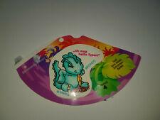 Ferrero Hütchenklebebild Überraschungsei Drolly Dinos Serienbild 4 Bronto 1993