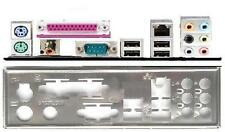 ATX Blende I/O shield Asus P5GPL #387 io NEW NEU backplate P5GPL-X P5GPL-X SE