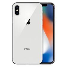Apple X iPhone 64gb Silver Brand New Agsbeagle
