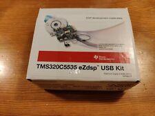 Texas Instruments TMDX5535EZDSP  TMS320C5535 eZdsp USB Stick Dev Kit *UK STOCK*