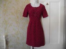 Boden Scoop Neck Short Sleeve Tunic Dresses for Women