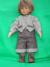 Original Steiff Puppe Tischlein Deck Dich Steiff