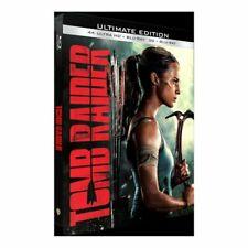 Tomb Raider Édition SteelBook (2018, 4K + Blu-ray + Blu-ray 3D)
