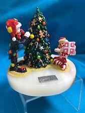 """HOBO JOE W/ DAFNEY CELEBRATE CHRISTMAS"" (HOBO CLOWN )  DIRECT FROM RON LEE"
