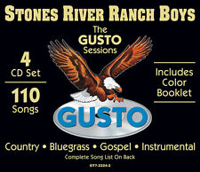 Stones River Ranch Boys - Gusto Sessions [New CD] Boxed Set