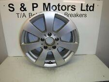 "Mercedes C Class W204 07-14 16"" 7J ET43 Alloy Wheel 5x112 A2044011102 #1"