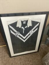 More details for signed rugby league shirt the kiwis new zealand