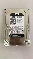 "WD Black 1TB 3.5"" 7200 RPM Hard Drive WD1003FZEX 100% Health/Performance"