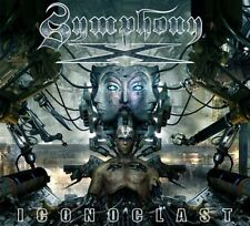 Symphony X - Iconoclast CD 2011 jewel case progressive Nuclear Blast
