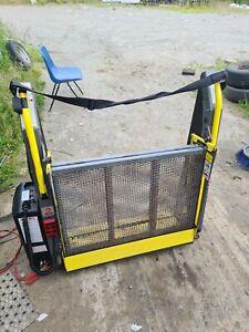 Ricon K Series 350kg Wheelchair Lift Disabled Access Ramp