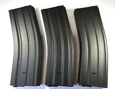 3 PCS BATTLEAXE M4/M16 450rds Metal Magazine set for Airsoft AEG Hi-Cap Mag