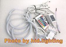 BMW Angel Eye Cotton Light RGB Multi-Color LED SMD E46 E39 E38 E36 Xenon White