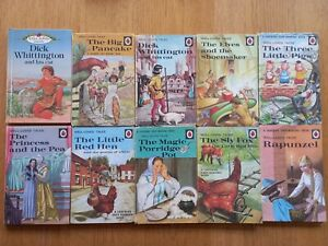 Vintage ladybird books well loved tales