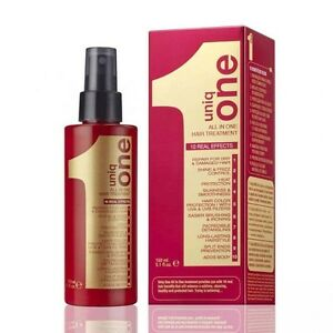 Revlon Uniq One Uniq 1 All In One Professional Hair Treatment 150ml (Red Box)