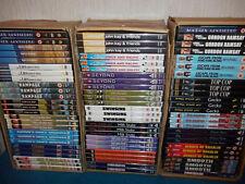 78 x FILM DVD BUNDLE - SWINGING, KING KONG, TOP COP, SMOOTH, JOE PASQUALE - NEW
