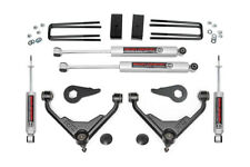 "Chevy GMC 2500HD 3"" Suspension Lift Kit, Shocks 01-10 4WD FK/FF Codes RC859830"