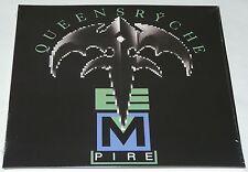 Queensryche Empire LP Official Reissue Double Clear Vinyl LP NEW