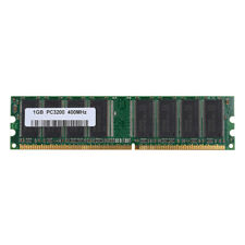 1GB DDR1-400Mhz PC3200 2.5V 184Pin Low Density Dimm Desktop SDRAM Memory hot Pro