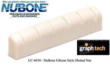 GRAPH TECH NUBONE TUSQ GIBSON STYLE SLOTTED NUT LC-6010