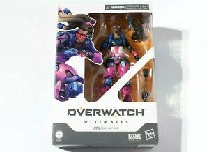 """Overwatch Ultimates - Lucio Bitrate 6"""" Action Figure - Hasbro Lúcio Exclusive"""