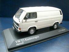 + VOLKSWAGEN VW T3 b Transporter weiss von Minichamps in 1:43 400055060