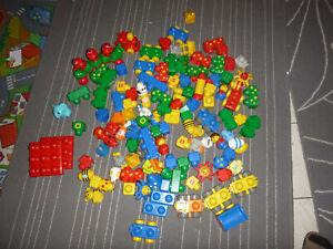 Lego Duplo Primo Große Steine Autos Duplosteine großes Konvolut *** viele Teile